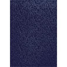 Настенная плитка Колибри синяя