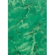 Настенная плитка Римини темно-зеленая