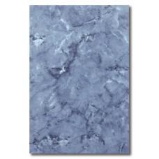 Настенная плитка Толедо темно-голубая